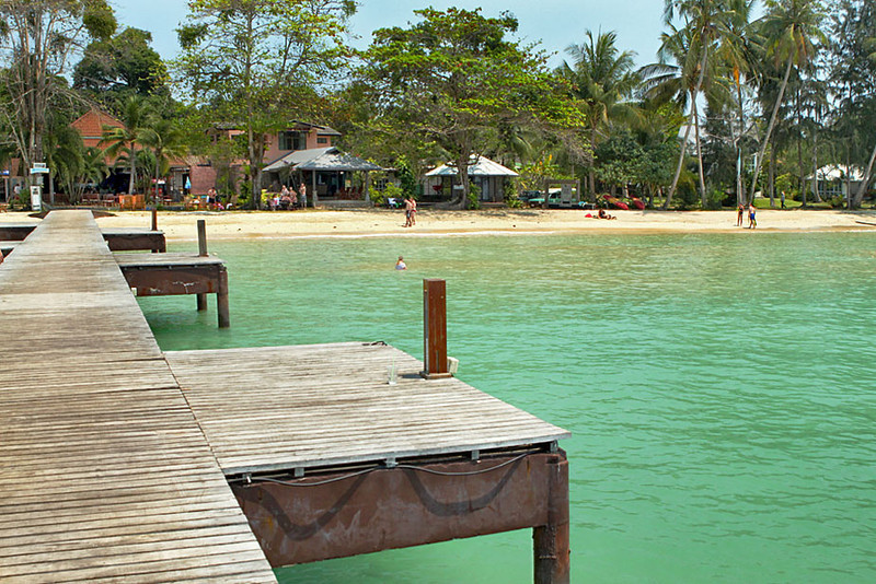 Koh Mak Island, Thailand