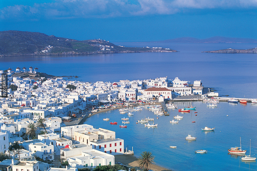 Greek-Mykonos
