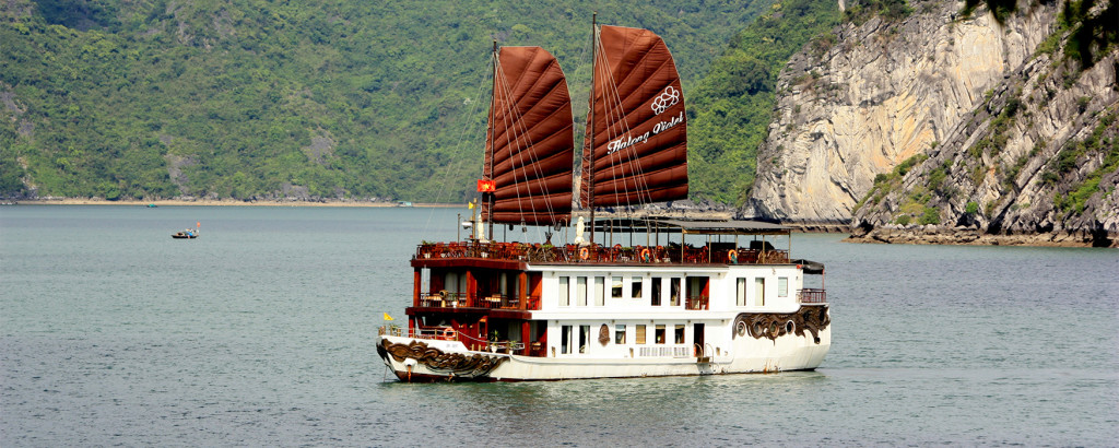 violet cruise halong