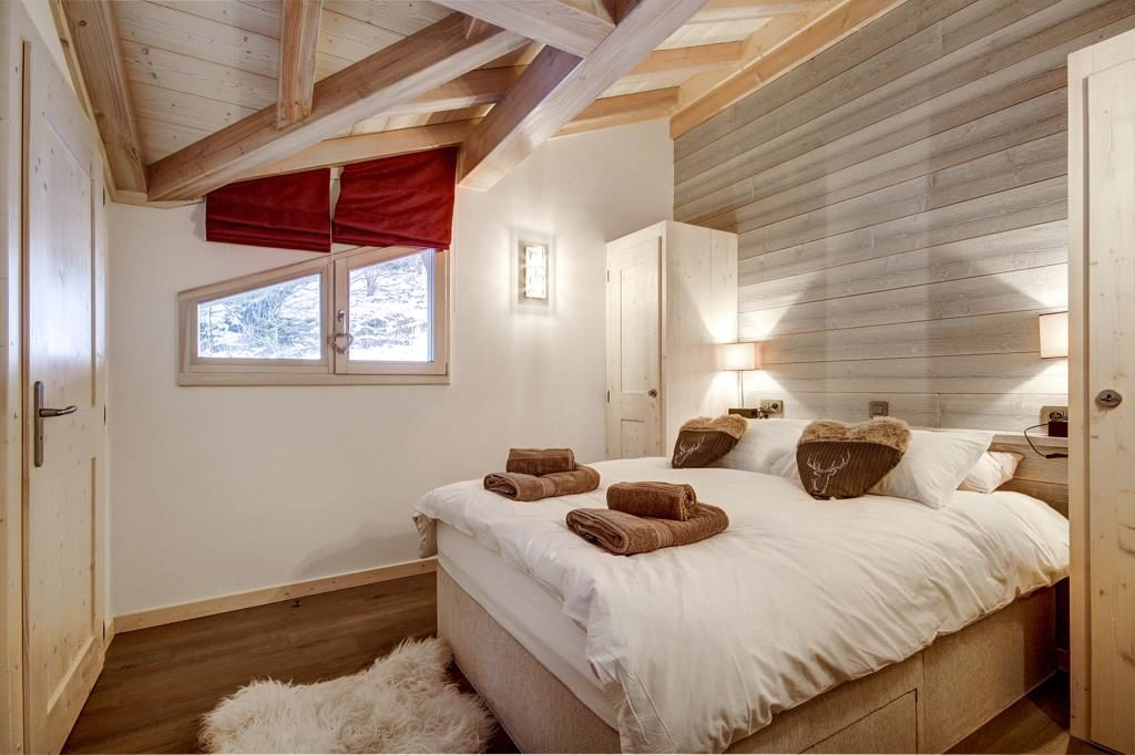 Bedroom at Morzine