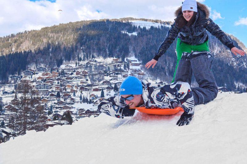 Honeymoon in the Alps