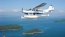 Halong Bay seplane in service