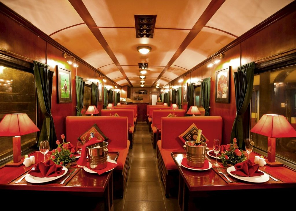 Victoria Express Train Hanoi – Sapa